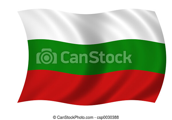 flag of Bulgaria - csp0030388