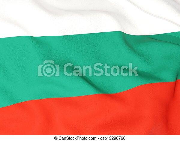 Flag of bulgaria - csp13296766