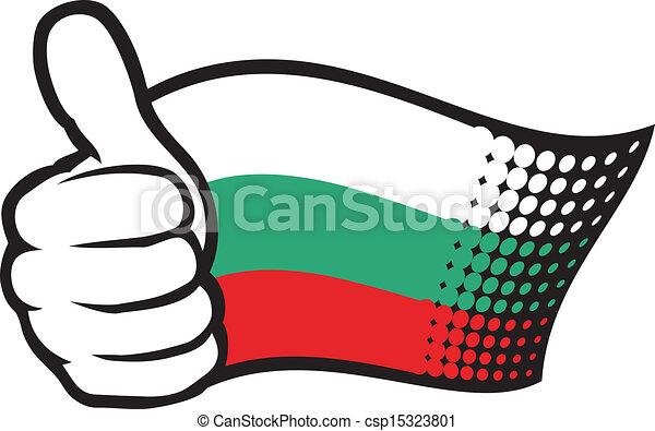 flag of bulgaria - csp15323801