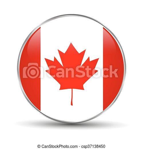 Flag of Canada - csp37138450