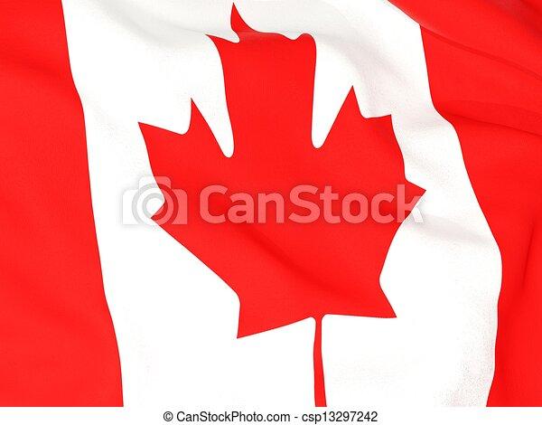 Flag of canada - csp13297242
