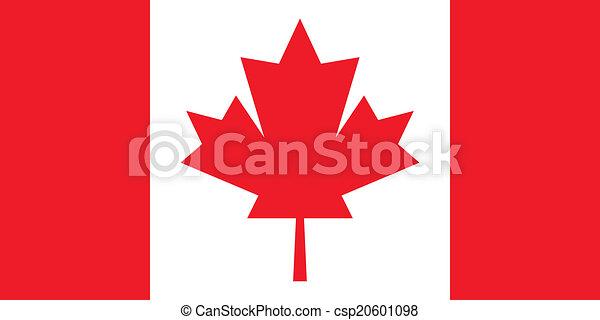Flag of Canada - csp20601098