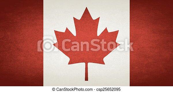 Flag Of Canada - csp25652095