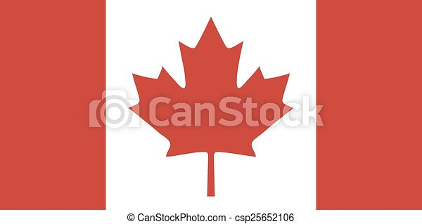 Flag Of Canada - csp25652106