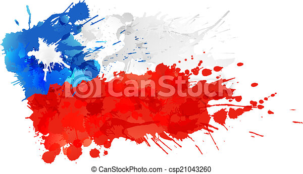 Chilean Flag - Chile Flag , Free Transparent Clipart - ClipartKey