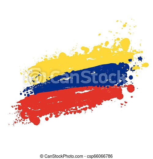 flag of Colombia - csp66066786