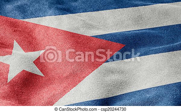 Flag of Cuba - csp20244730