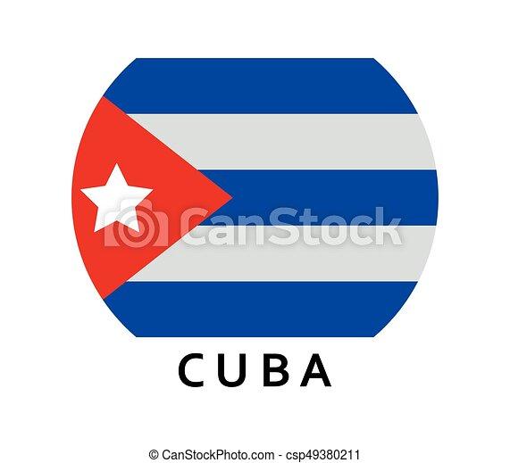 Flag of Cuba - csp49380211