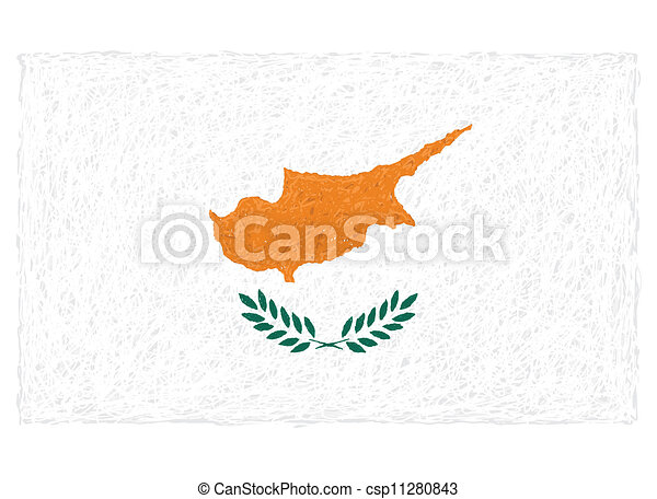 flag of cyprus - csp11280843