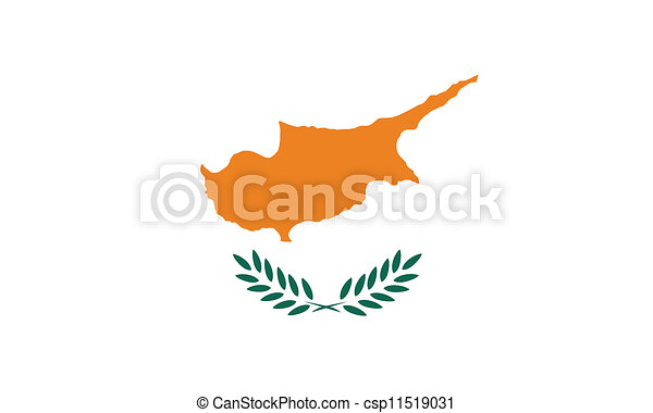 Flag of Cyprus - csp11519031