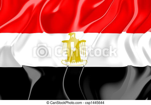 Flag Of Egypt National Country Symbol Illustration Drawing Search