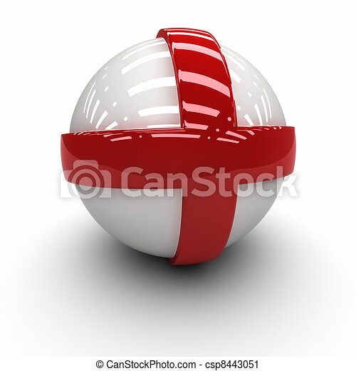 Flag of England - csp8443051