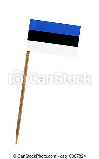 Flag of Estonia - csp10067824