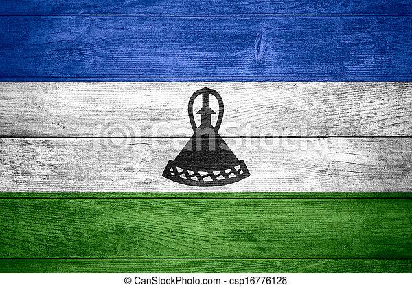 flag of Ethiopia - csp16776128