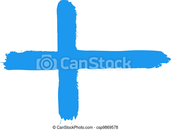 Flag of Finland - csp9869578