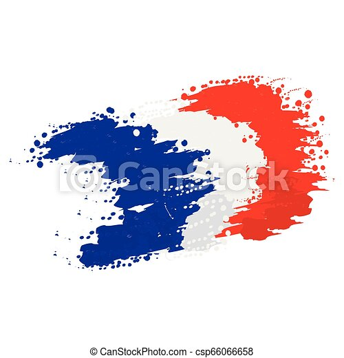 flag of France - csp66066658