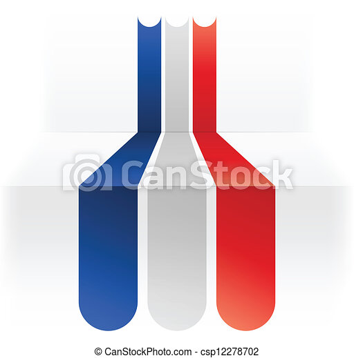 flag of France - csp12278702
