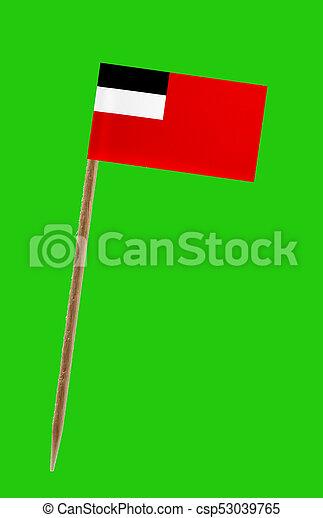 Flag of Georgia - csp53039765