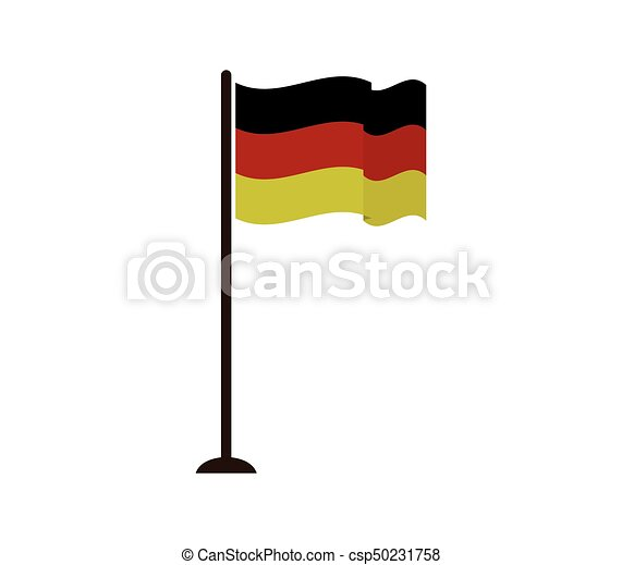 flag of Germany - csp50231758