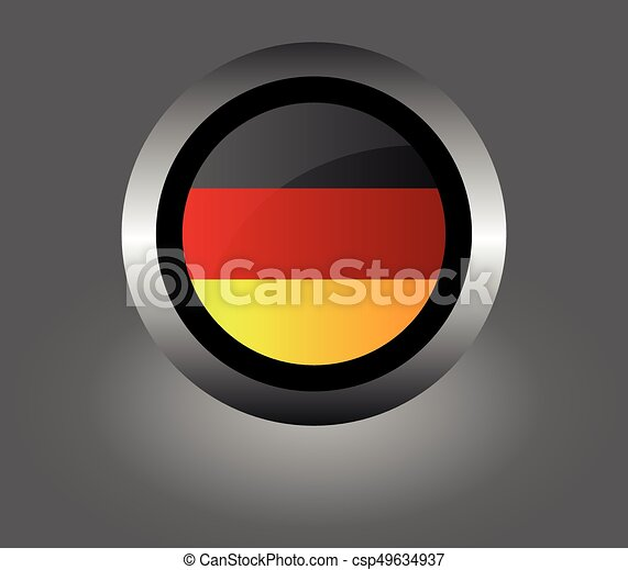 flag of Germany - csp49634937