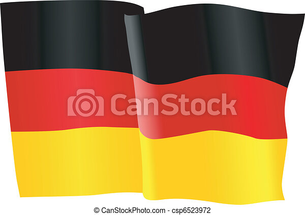 flag of Germany - csp6523972