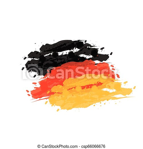 flag of Germany - csp66066676
