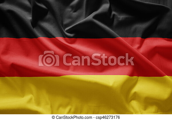 Flag of germany - csp46273176