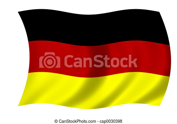 flag of Germany - csp0030398