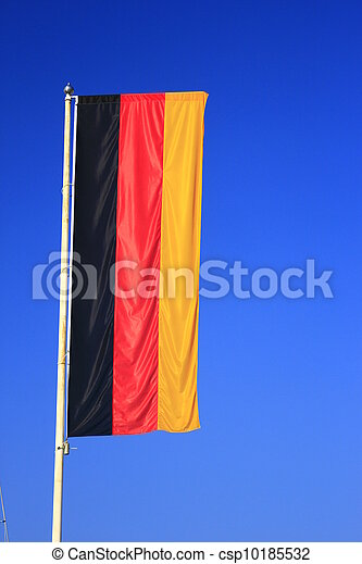 flag of Germany - csp10185532
