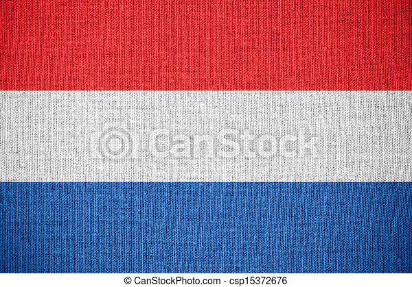 flag of Holland - csp15372676