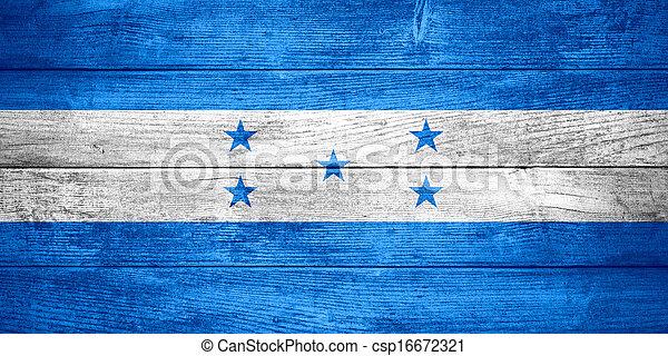 flag of Honduras - csp16672321