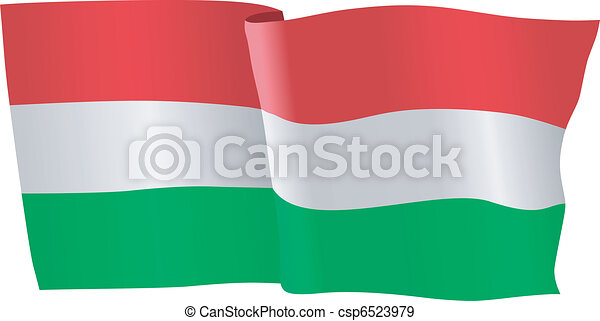 flag of Hungary - csp6523979