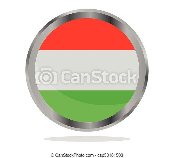 flag of hungary - csp50181503