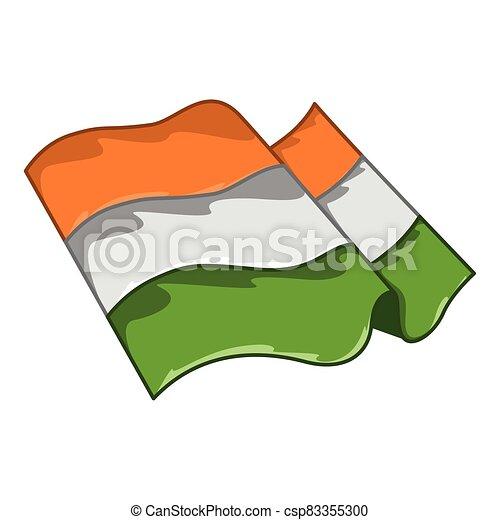 Flag of India - csp83355300