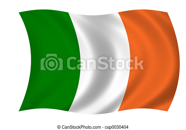 flag of Ireland - csp0030404