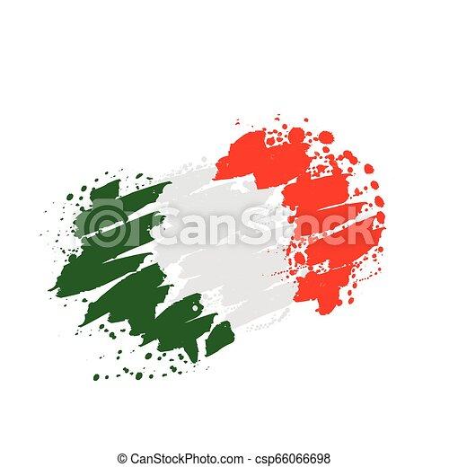 flag of Italy - csp66066698