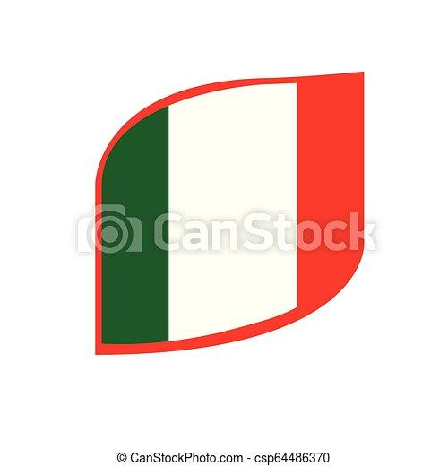 Flag of Italy - csp64486370