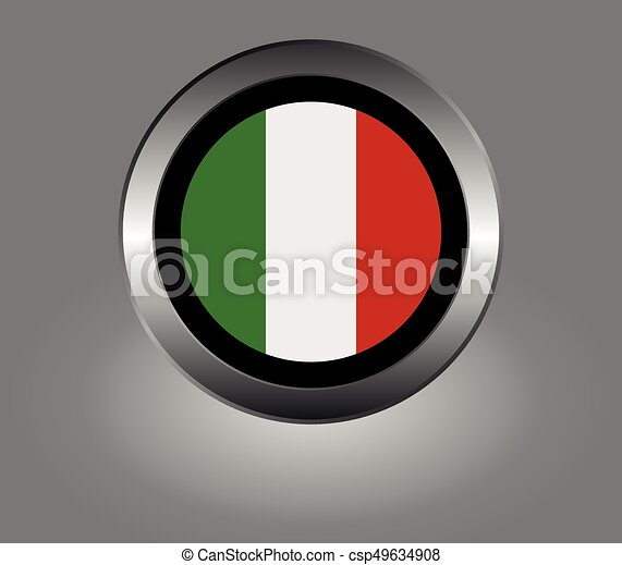 flag of italy - csp49634908
