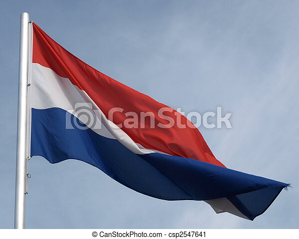 Flag of Luxembourg - csp2547641
