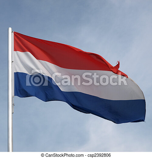 Flag of Luxembourg - csp2392806