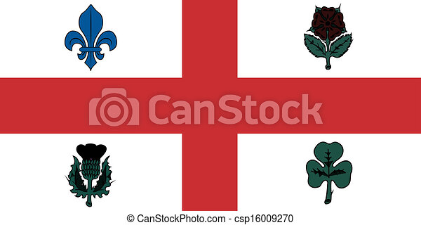Flag of Montreal - csp16009270