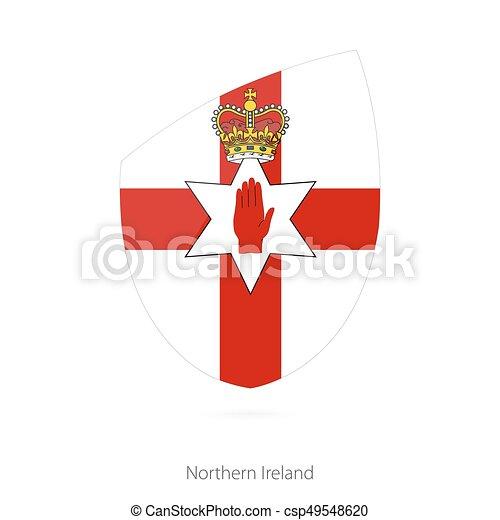 Flag of Northern Ireland. - csp49548620