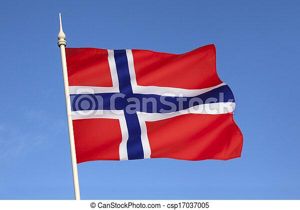 Flag of Norway - csp17037005