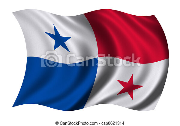 Flag of Panama - csp0621314