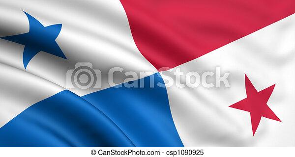Flag Of Panama - csp1090925