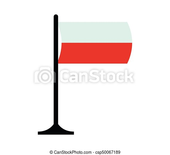 Flag of Poland - csp50067189