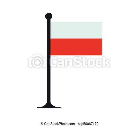Flag of Poland - csp50067179
