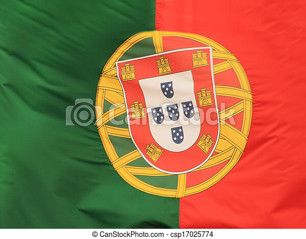 Flag of Portugal - csp17025774