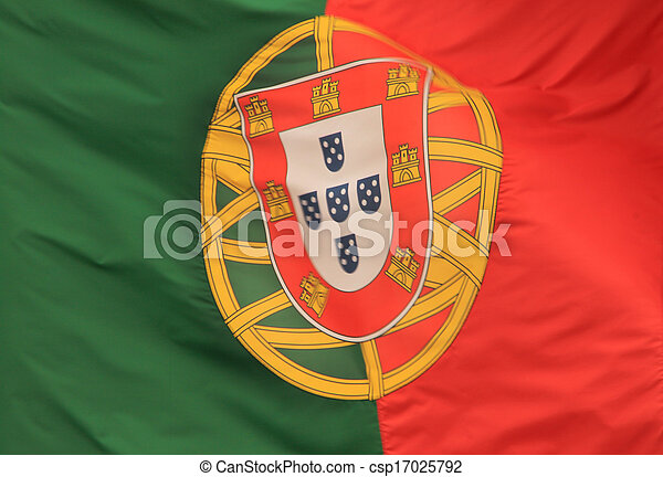 Flag of Portugal - csp17025792