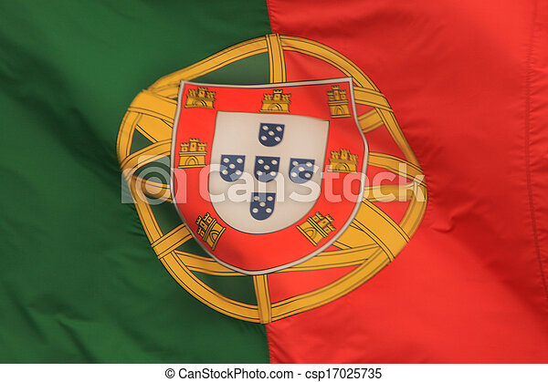 Flag of Portugal - csp17025735